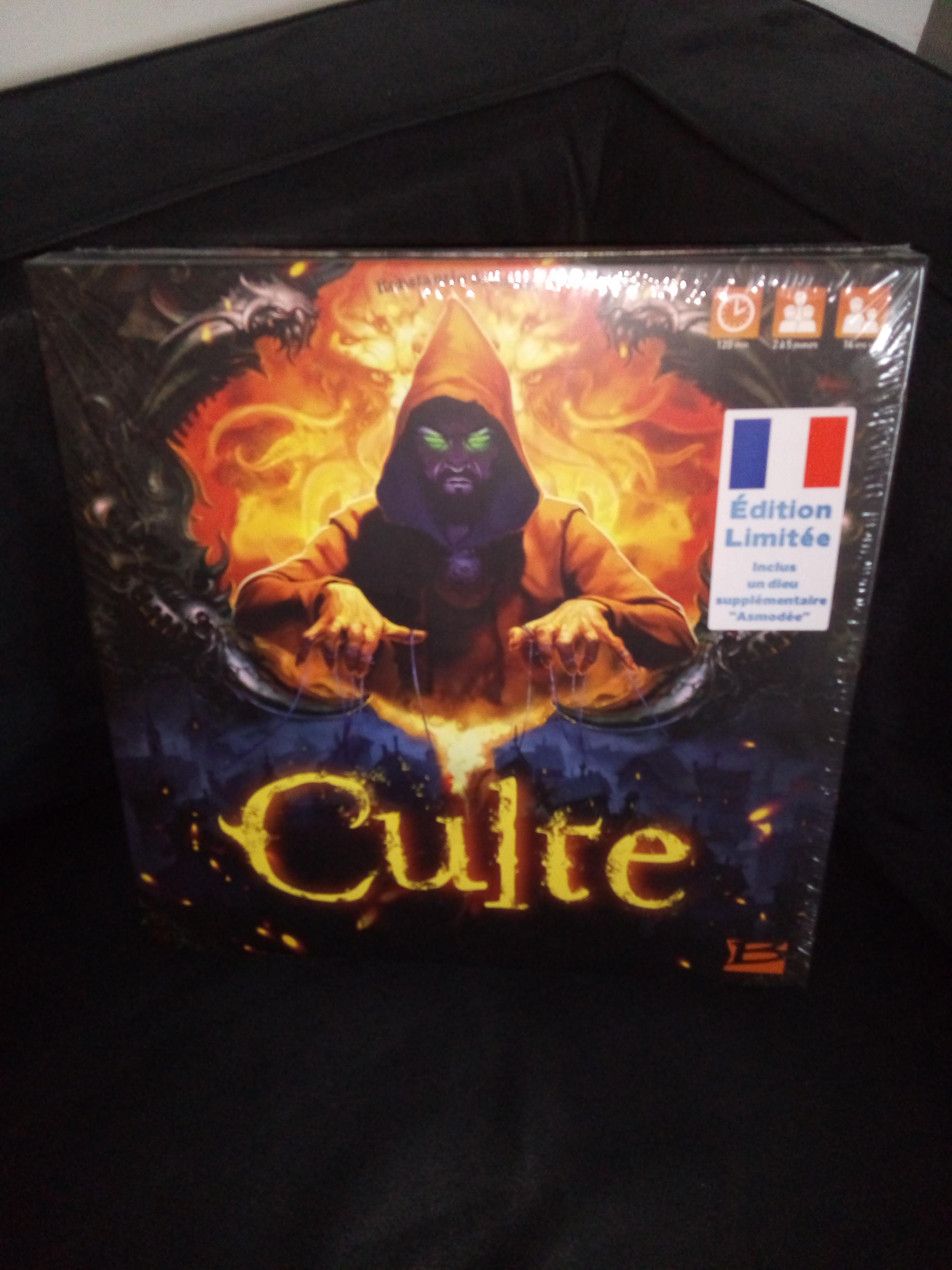 Culte Bragelonne Games