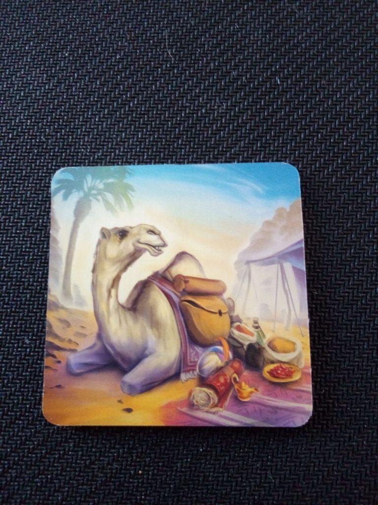 Tuile 1er joueur Zerzura L'oasis des merveilles   Game Of Flines